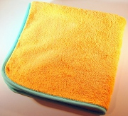 Dodo Juice Orange Plush Drying Towel