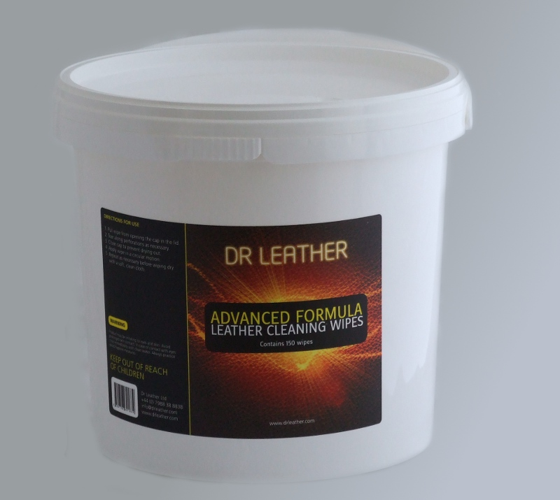 Dr Leather Dr Leather Leather Wipes 150