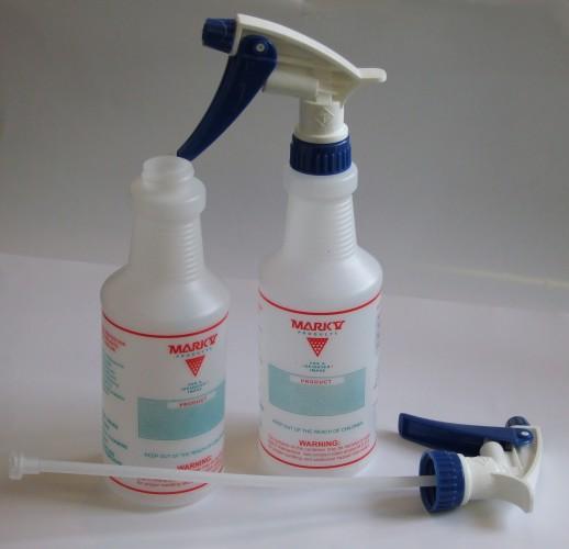 Mark V ::: 500ml Bottle With Spray Head