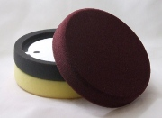 180mm Super Buff Cutting Pad (Maroon)