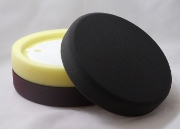 180mm Super Buff Finishing Pad (Black)
