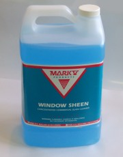 Window Sheen Glass Cleaner 1 Gal